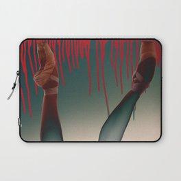 Risqué Pointe (Bubble Gum) Laptop Sleeve