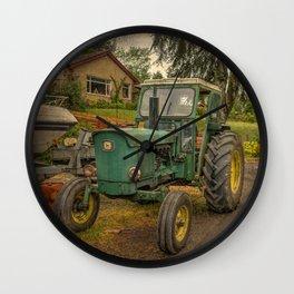 John Deere 2020 Wall Clock