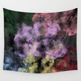 Smoke Bomb Wall Tapestry