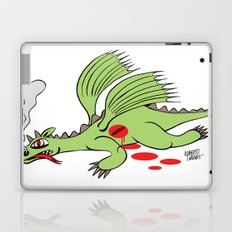 Dead Dragon Laptop & iPad Skin