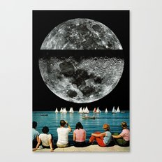 DARKSIDE (2013) Canvas Print