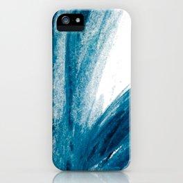Bunny Blue iPhone Case