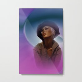 showcased -5- Metal Print