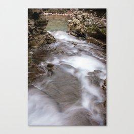 Wheelbarrow Run Canvas Print