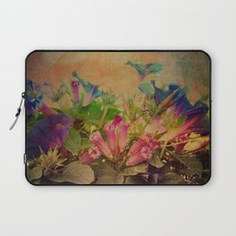 Flowers have music for those who will listen Laptop Sleeve