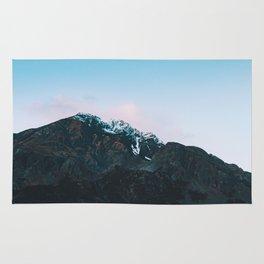 Dawn Mountain - Kenai Fjords National Park Rug