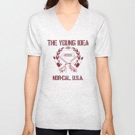 The Young Idea - NorCal Emblem Unisex V-Neck