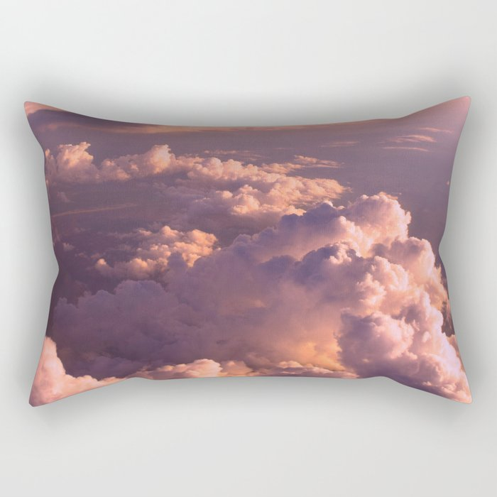 Cotton Candy - 5 Rectangular Pillow