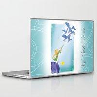 le petit prince Laptop & iPad Skins featuring Le Petit Prince by karicola