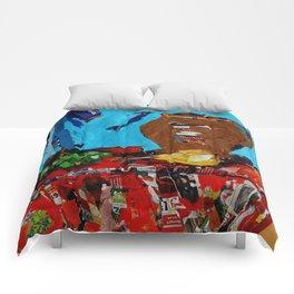 Pop Art Still Life Comforters