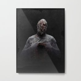 The Person Metal Print