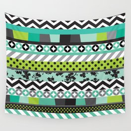 Washi Tape Wall Tapestry