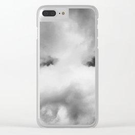 058 | austin Clear iPhone Case