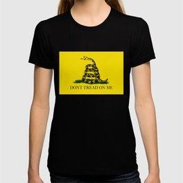 "Gadsden ""Don't Tread On Me"" Flag, High Quality image T-shirt"