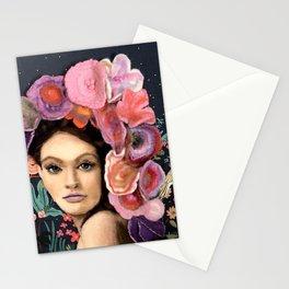 Marina Has No Mailing Address Stationery Cards