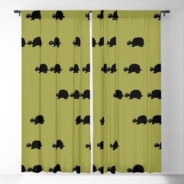 Angry Animals: Tortoise Blackout Curtain