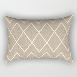 Avoca in Tan Rectangular Pillow
