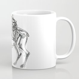 Moto Deer Coffee Mug