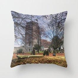 St Martin Aldington Throw Pillow