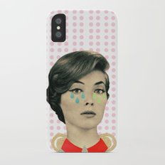 for your information there's an inflammation in my tear gland iPhone X Slim Case