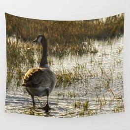 The Golden Goose Wall Tapestry