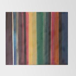 Serape 1 Throw Blanket