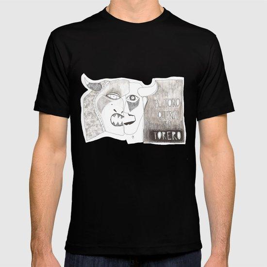 El toro que quería ser torero T-shirt