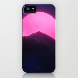 Without You (New Sun II) iPhone Case