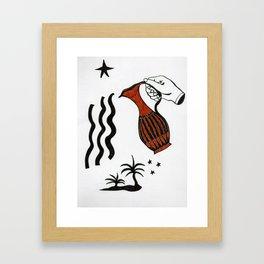 Symbolism 2 Framed Art Print
