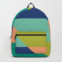 Gemma Retro Tile Backpack