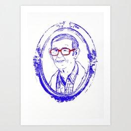 Rich Dunn It Art Print