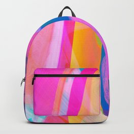 Digital Abstract #4 Backpack