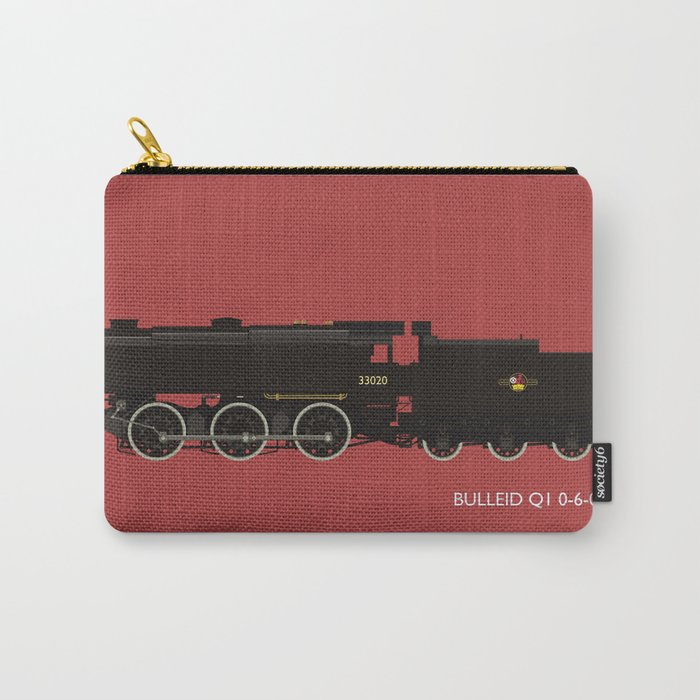 Bulleid Q1 0-6-0 Carry-All Pouch