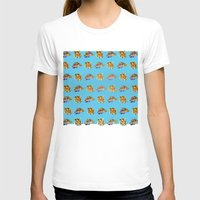tigers T-shirts featuring Tigers by Nahal
