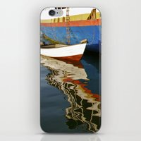 water colour iPhone & iPod Skins featuring Water Colour by David Jessamy