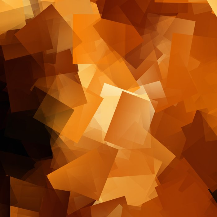 Cubist Fire Leggings