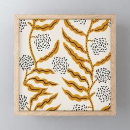 LA VILLE VINE Framed Mini Art Print