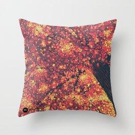 Fall Majesty Throw Pillow