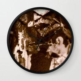 Jason Wing and the Bear Wall Clock