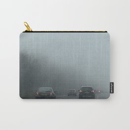 Misty Morning Drive Carry-All Pouch