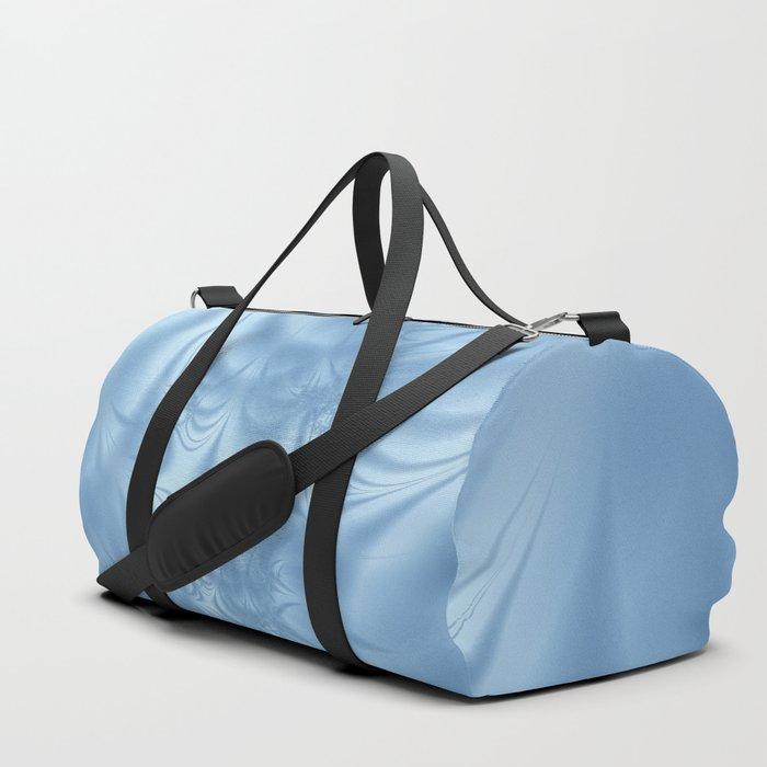 Blue Current Duffle Bag
