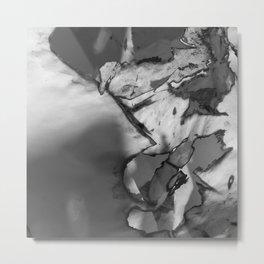 Burn 8 Metal Print