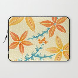 Vintage Hawaiian Print Laptop Sleeve