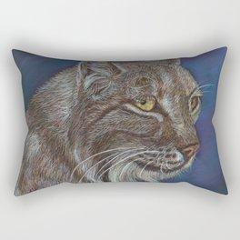 The Lynx Rectangular Pillow