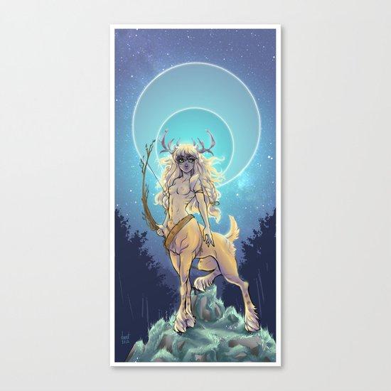 Golden Hind Canvas Print