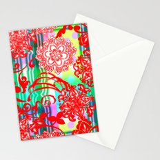 Jane Goes Holiday Stationery Cards