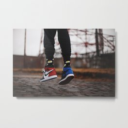 Take flight Metal Print