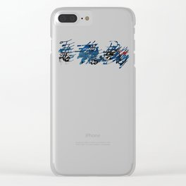 To This Day Clear iPhone Case