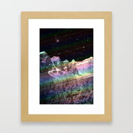 Colourscape Framed Art Print
