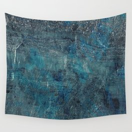 Celestite Canyon Wall Tapestry